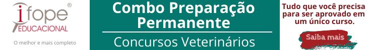 Combo Preparação Permanente Vet