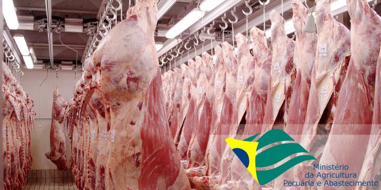 Déficit de Fiscais pode ser o principal problema com carnes no Brasil