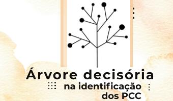 Árvore decisória na identificação dos PCC