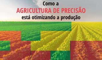 Como a Agricultura de Precisão está otimizando a produção