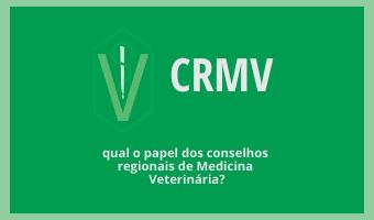 CRMV: qual o papel dos conselhos regionais de Medicina Veterinária?