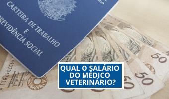 Qual o salário do Médico Veterinário?