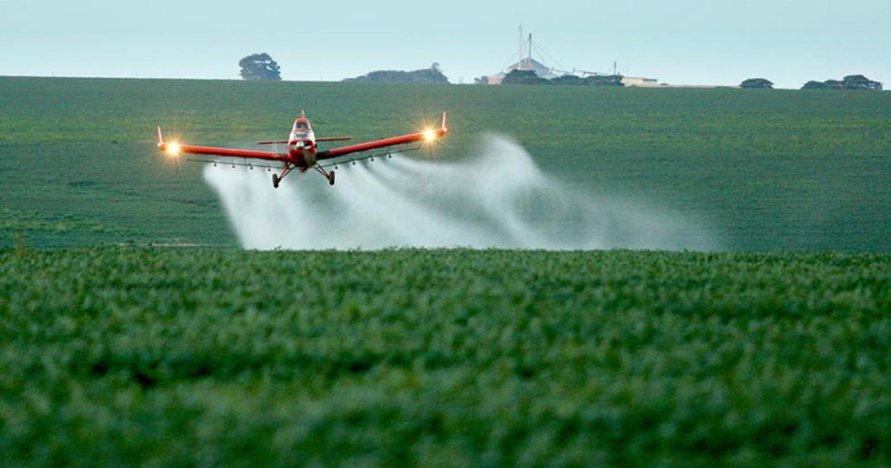 O Cenário Atual Sobre o Uso de Agrotóxicos no Brasil