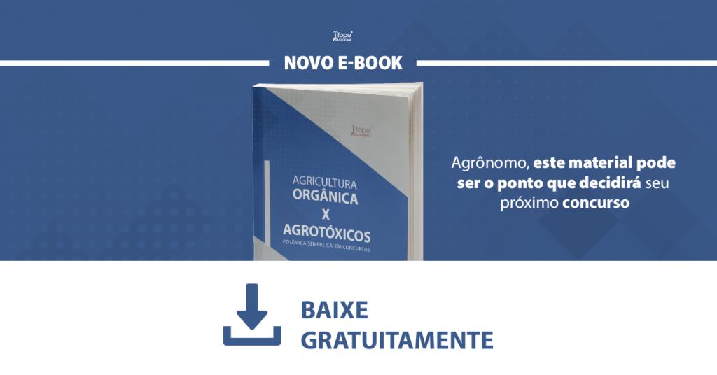 CTA [E-book] Agricultura orgânica x Agrotóxicos
