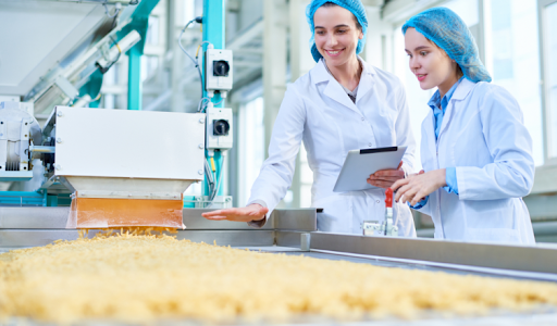 As Mulheres e o Mercado de Alimentos