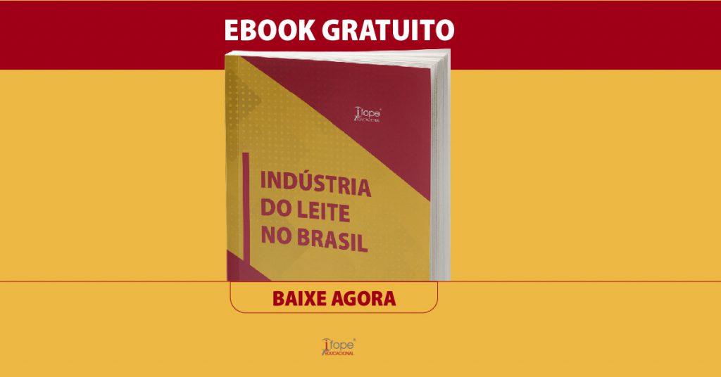 [E-book] Indústria do Leite no Brasil